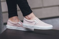 "nice Tendance Sneakers : Vans Slip-On ""Pink Croc"" - EU Kicks: Sneaker Magazine"