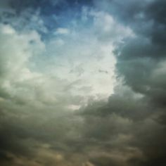 Cloudy day in Edmond, Oklahoma. Photo taken by Melissa Truell with a Samsung Galaxy S4. (Perpetua filter)