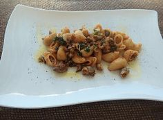 Denny Chef Blog: Pasta con lumachine di mare e colatura di alici