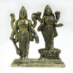 Panch Dhatu Lakshmi & Vishanu Murti