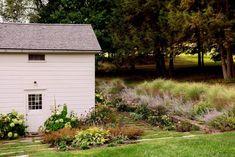retaining walls perennial garden beds Columbia County Berman horn Studio