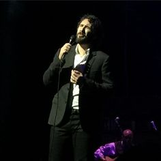 Josh Groban - Ruth Eckerd Hall - Clearwater, FL on 3/1/2016 - 45 photos, pictures and videos on CrowdAlbum