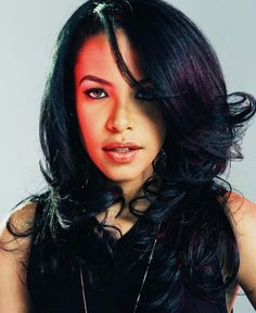 aaliyah vibe magazine cover   Photographer Shares Rare New Photos of Aaliyah in Honor of Her 35th ...