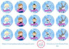 Mamá Decoradora: Kit imprimible Frozen Gratis Frozen Birthday Party, Frozen Party, Girl Birthday, Frozen Frozen, Frozen Dessert Table, Frozen Desserts, Party Printables, Free Printables, Festa Frozen Fever