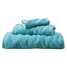 Room Essentials® Towel Bundle - Aqua Chrome