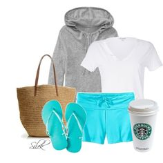 """Just Coffee, Nothin' Fancy"" by silek on Polyvore"