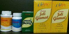 Agen Resmi dan tempat penjualan Jeli Gamat Luxor asli di Lampung tepatnya di kabupaten Tulang Bawang Barat