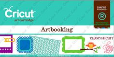 Amazing Deal:  Artbooking Cricut cartridge exclusive to Close To My Heart is available for pre-order today.  Pay No Shipping & No Tax when you pre-order only on my blog:  http://iamahappystamper.blogspot.com  ORDERS will be placed on August 1st for direct shipping to you.