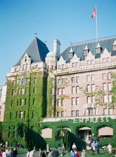 The Empress Hotel Victoria | photography by ttp://kalliebrynn.com/
