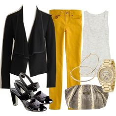 """""""Untitled #700"""" by ceve on Polyvore"""