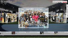 Der Bildschirmschoner des FR Botafogo