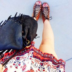 ∆ love the sandals