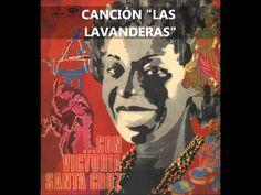 VICTORIA SANTA CRUZ - Las Lavanderas.