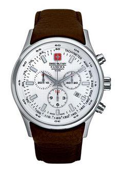 Chronograph, Swiss Military Hanowa, »Navalus Chrono, 06-4156.04.001.05«,