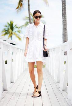 Fashion Vibe via @WhoWhatWear