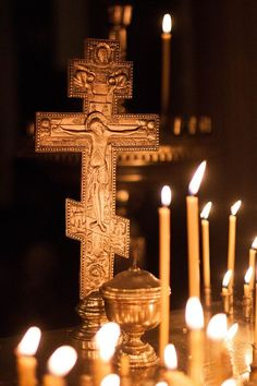 Cross and candles + + + Κύριε Ἰησοῦ Χριστέ, Υἱὲ τοῦ Θεοῦ, ἐλέησόν με τὸν + + + The Eastern Orthodox Facebook: https://www.facebook.com/TheEasternOrthodox Pinterest The Eastern Orthodox: http://www.pinterest.com/easternorthodox/ Pinterest The Eastern Orthodox Saints: http://www.pinterest.com/easternorthodo2/