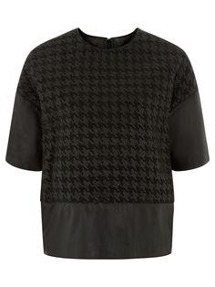 Black Lyra Short Sleeved Tee #Muubaa #AW15