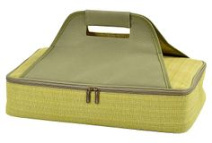 Thermal Food Carrier, Olive on OneKingsLane.com...great for any potluck, picnic or tailgate...