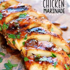 The BEST Chicken Marinade Recipe | Yummly