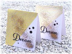 Mitt Lille Papirverksted: Dream in Gold