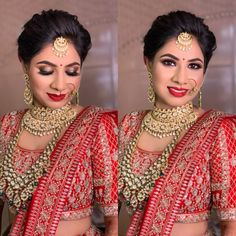 that Indian Wedding Hairstyles, Easy Hairstyles For Long Hair, Hairstyles For Round Faces, Messy Hairstyles, Amazing Hairstyles, Front Hair Styles, Medium Hair Styles, Medium Hair Round Face, Hair Upstyles