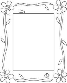 Free Flower Photo Frame Pattern - Window Panels - Delphi Glass