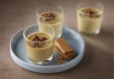 Flan de Café Descafeinado Por <em>Nespresso</em>