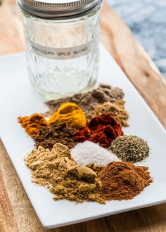 Make your own Moroccan Spice Blend by blending spices you already have on hand and take a trip to Morocco without having to leave home at all.