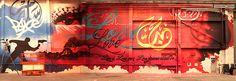 Aerosol Arabic  #graffiti #calligraphy #Arabic #love #Britain #Islam
