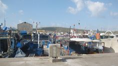 Port de pêcheurs de Sidi Daoud