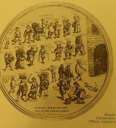 Les métiers de Paris au Moyen-âge