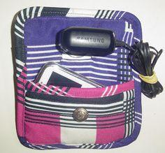 Rosapessego: Porta carregador de celular