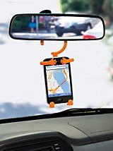 "Bondi Flexible Holder - great for ""hands free"" talking or for navigation holder: no more looking down to view navigation."