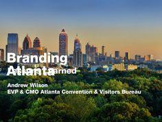 Branding Atlanta by Andrew Wilson