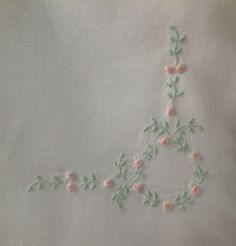 Customize a Daygown with Embroidery Design 1