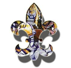 03385135d93e gotta love this geux tiger floridly Lsu Tigers Football