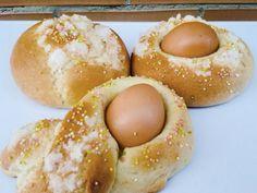 Monas de pascua sin huevo