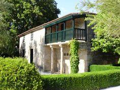 Casa Museo Rosalía. Iria Flavia, Padrón. A Coruña. Galicia. Spain.