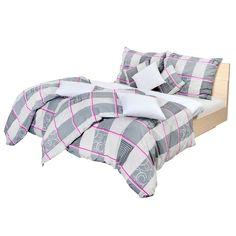 TOP Krepové povlečení obdélník šedý 140×220 70×90 Pohodlné TOP Krepové povlečení obdélník šedý 140×220 70×90 levně.Ložní povlečení krepové obdélník šedý (LS21). Pro více informací a detailní popis tohoto povlečení přejděte na stránky obchodu. 679 Kč … Cotton Bedding, Comforters, Blanket, Furniture, Home Decor, Creature Comforts, Quilts, Blankets, Interior Design