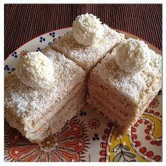 Hoy os traigo una tarta muy conocida en Polonia, el Pastel Raffaello que estoy segurísima de que os encantará al igual que a mí. ...