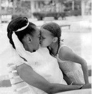 Mothers and daughters. #earthakitt #kittshapiro #RememberTreasureLove  Simply Eartha Gallery
