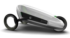 Futuristic Volkswagen Ego Car Concept for 2028 One Seater Car, Reverse Trike, Combustion Engine, Vacation Home Rentals, City Car, Love Car, Cheap Cars, Car Wallpapers, Automotive Industry