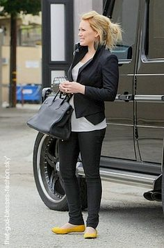 Hilary Duff's style