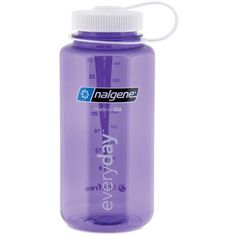 Nalgene Everyday Tritan Wide Mouth 32 oz - 32oz - Purple >>> Details can be found by clicking on the image.