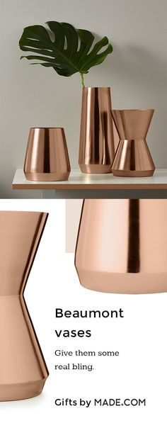 The copper trend is here to stay. This beautiful B Copper Living Room Accessories, Copper Accessories, Copper Kitchen Decor, Copper Decor, Copper Bedroom, Copper Interior, Rose Gold Decor, Copper Accents, Roomspiration