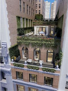 4 terraced condo in NYC