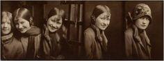 Vintage Blog: Beautés rétro