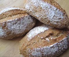 Rezept Amaranth-Brötchen von sabri - Rezept der Kategorie Brot & Brötchen