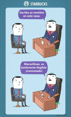Funny Illustrations Show How Job Interviews Would Go At Famous - Funny illustrations show how job interviews would go at famous companies