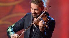 Música: David Garrett realiza listas de música clásica en - Noticias Cultura - Augsburger Allgemeine